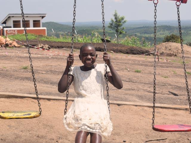 Maombi, Congo refugee in Uganda