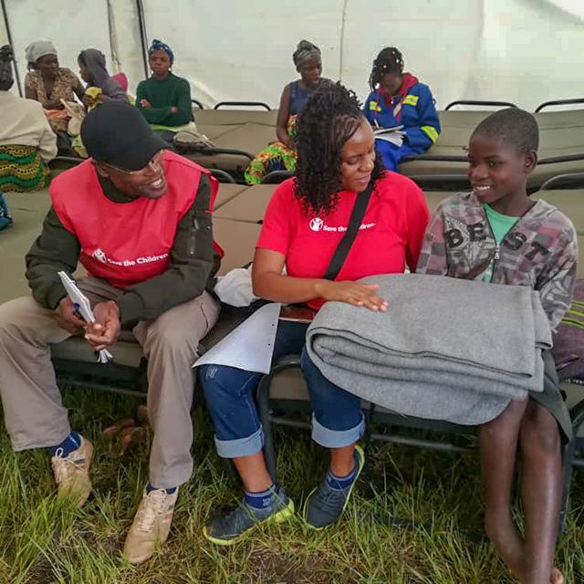 Cyclone Idai aid in Zimbabwe