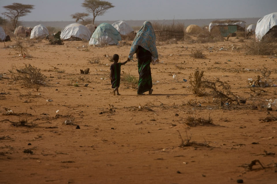Drought East Africa - Humanitarian Aid