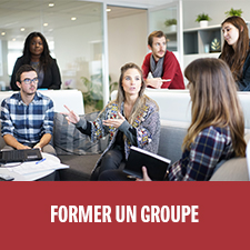 former un groupe